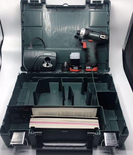 Akku-Bohrschrauber PowerMaxx BS Basic 12 Volt /2x2.0Ah)