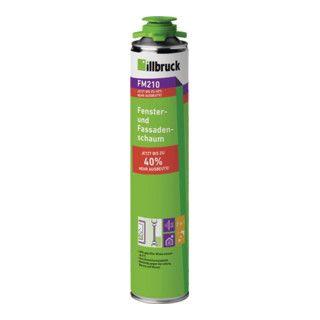 1K-Brunnenschaum FM240 750 ml B2 grün m.Einw.-Handsch.Dose ILLBRUCK
