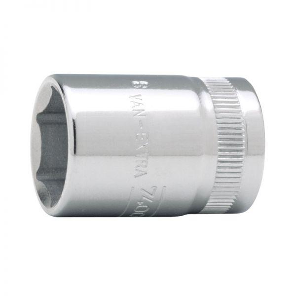 """Steckschlüsseleinsatz 3/8"""" - 8mm - Sechskant - metrisch"""