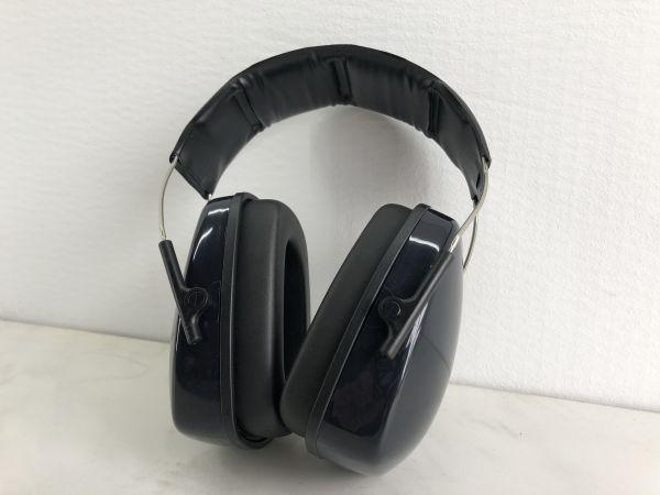 Gehörschutz dunkelblau Kapselgehörschützer/Ear-muff, LA 3003