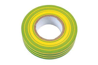 Isolierband - 19x0.13x20m - gelb/grün