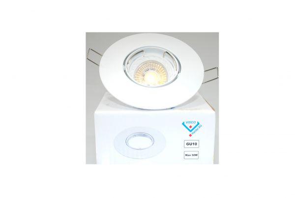 LED Einbauspot Gehäuse 76-90mm