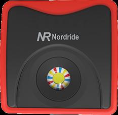Nordride Akku COB 20W 1700lm Slim Pewer Color-Line CRI95