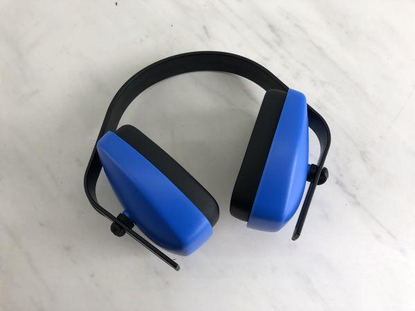 Gehörschutz Blau Kapselgehörschützer/Ear-muff, LA 3001