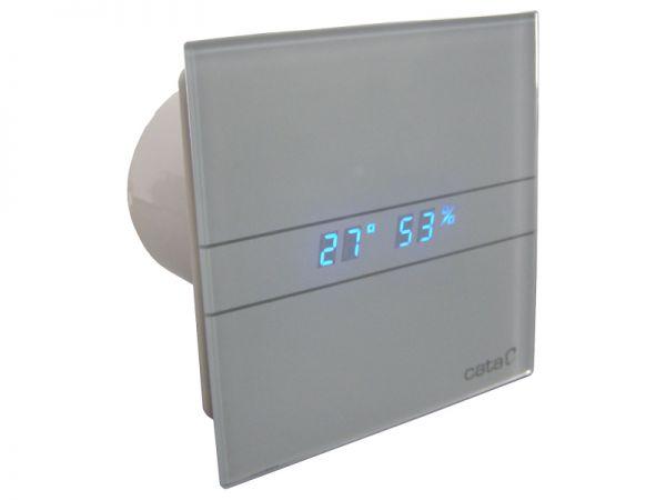 Ventilator Edel mit Glasabdeckung E100GTH